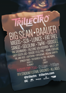 Trillectro_2014_LINEUP